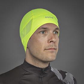 GripGrab Windproof Hi-Vis Winddichte Thermal Hi-Vis Muts, fluo yellow